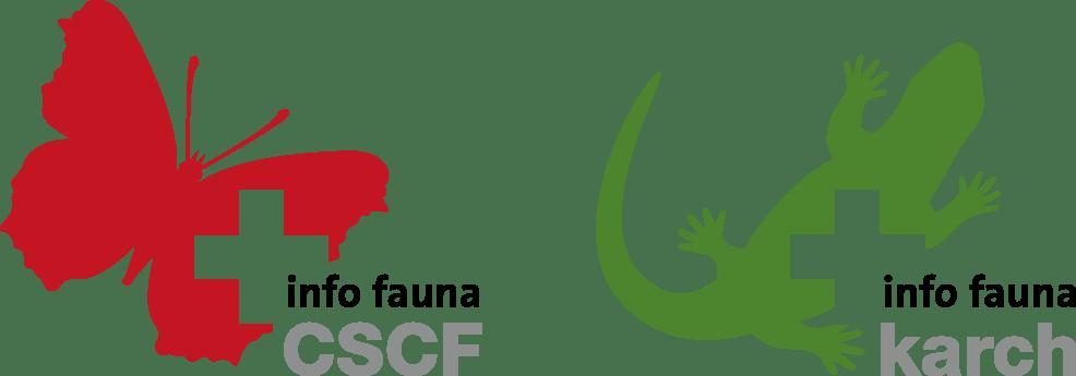 Logo: InfoFauna CSCF